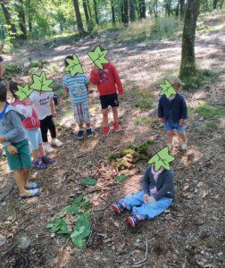La forêt des tout petits @ Croix de l'Orme